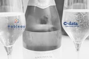 C-data Tableau partner Partnership with Tableau